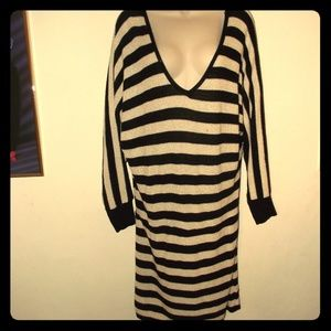 🆕️💗 Absolutely striped sweater dress | XL